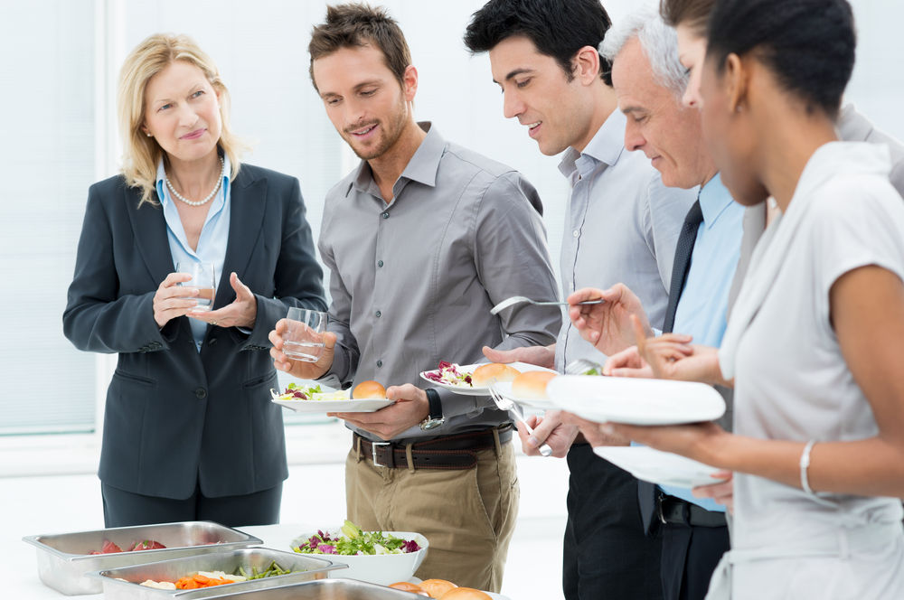 Catering For a Memorable Company Party